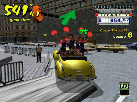 Crazy taxi pc review and full download | old pc gaming.